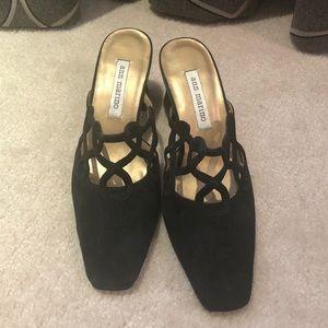 Ann Marino Suede Shoes
